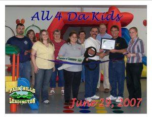 All 4 Da Kids