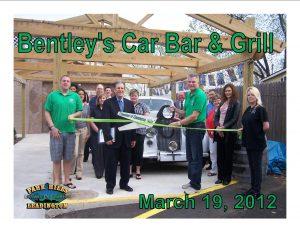 Bentley's Car Bar & Grill