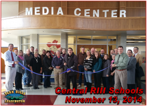 Central's Media Center