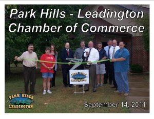 Park Hills - Leadington Chamber of Commerce Office