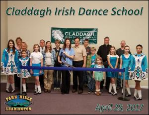 Claddagh Irish Dance School