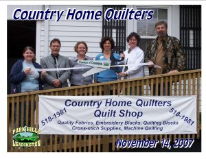 Country Home Quilters