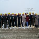 Division of Family Services Groundbreaking