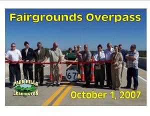 Fairgrounds Drive Overpass