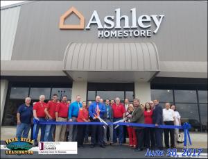 Hefner's Ashley Home Store