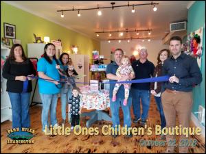 Little Ones Children's Boutique