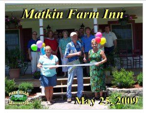 Matkin Farm Inn