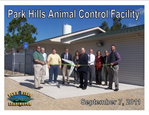 Park Hills Animal Control Facility