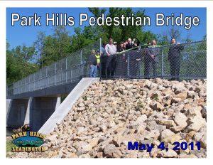 Park Hills Pedestrian Bridge