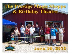Prestige Magic Shoppe & Birthday Theatre