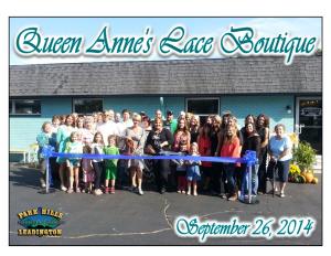 Queen Anne's Lace Boutique