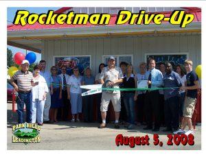 Rocketman Drive Up