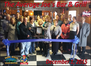 The Average Joe's Bar & Grill