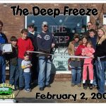 The Deep Freeze