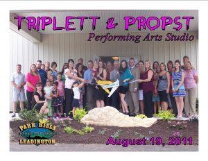 Triplett & Propst Performing Arts Studio
