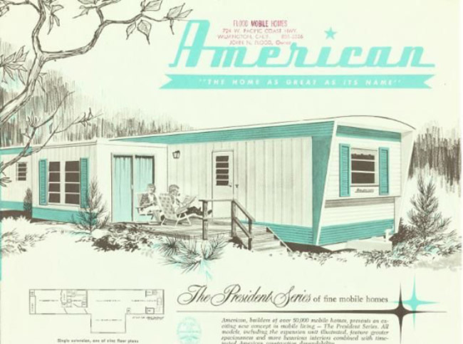 American homes ad