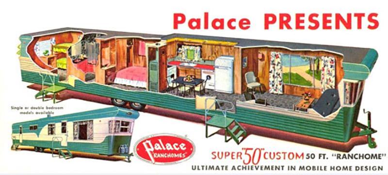 Palace Ranchhomes ad