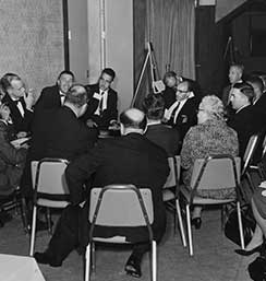 The 1963 Annual Meeting