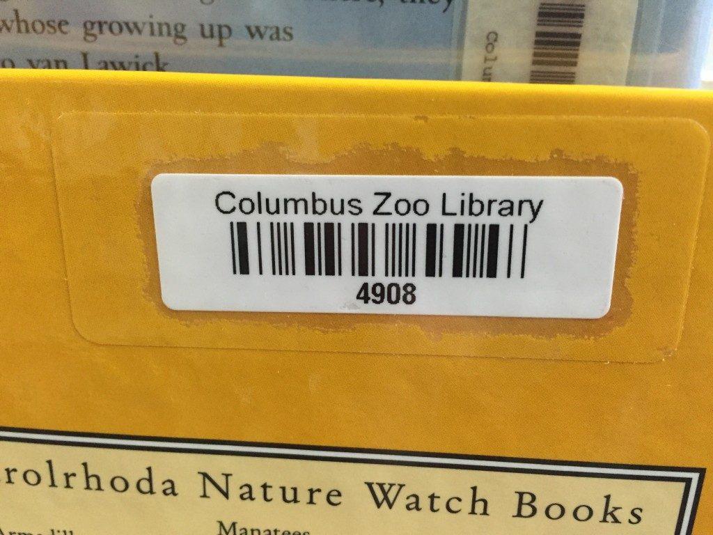 Tiny barcodes…