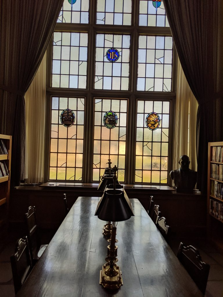 Wagnalls Library window