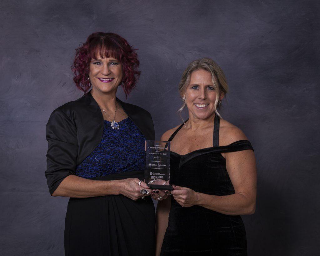 SHERRILL ADAMS 2019 Volunteer of the Year
