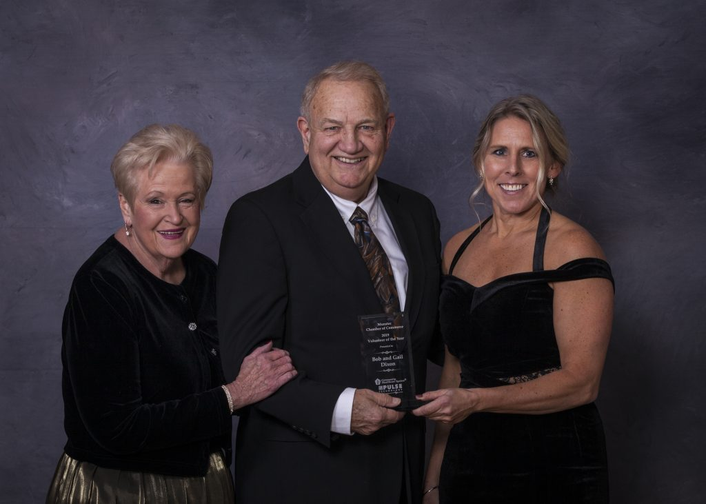 BOB AND GAIL DIXON 2019 Volunteer of the Year