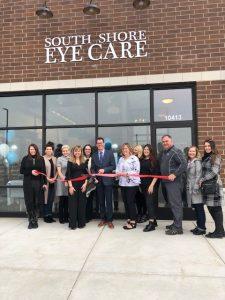 South Shore Eye Care Ribbon Cutting