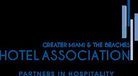 Greater Miami & The Beaches Hotel Assn. logo