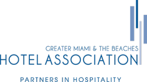 Greater Miami & The Beaches Hotel Assn. logo