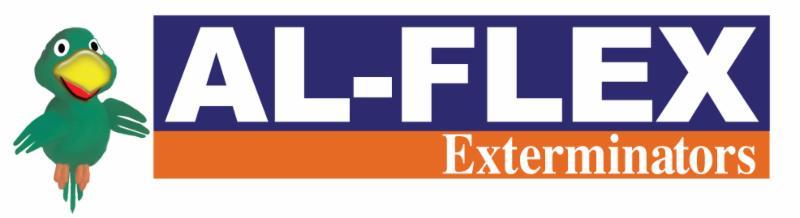 Al-Flex Exterminators logo