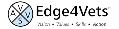 Edge for Vets logo