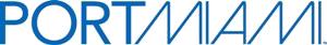 Port of Miami Logo - Transparent