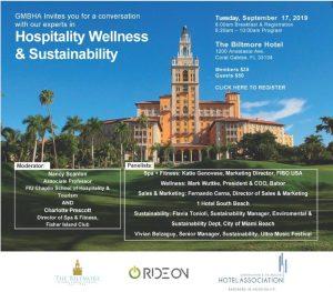 GMBHA Wellness & Sustainabilty Panel 9.17.2019