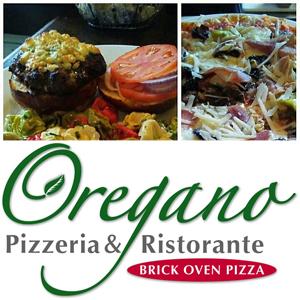 Oregano Pizzeria & Ristorante