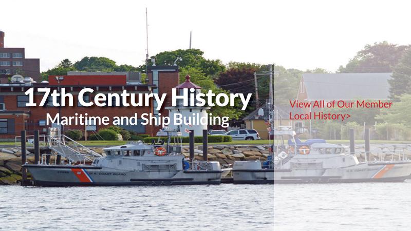Greater Newburyport History Coast Guard House Image
