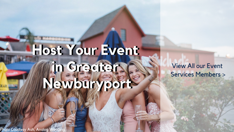 Host Your Event in Greater Newburyport
