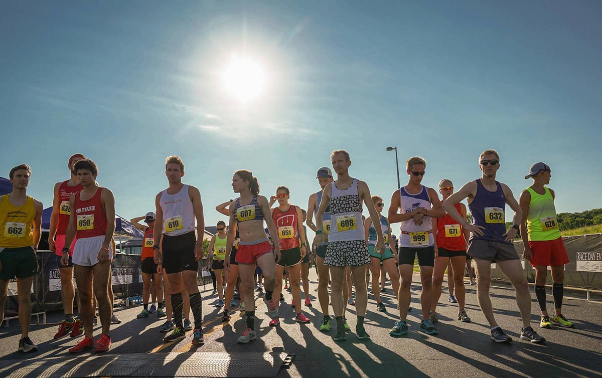 Festival of Speed Runners