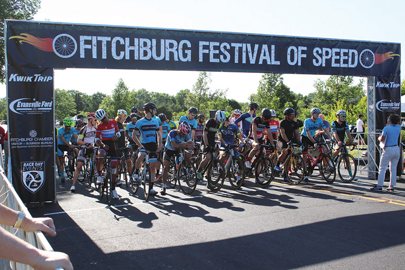 Festival of Speed Start Line