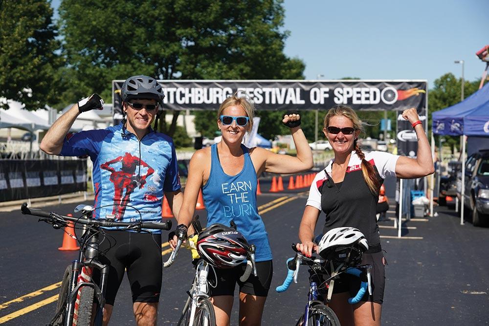 Festival of Speed Bikers