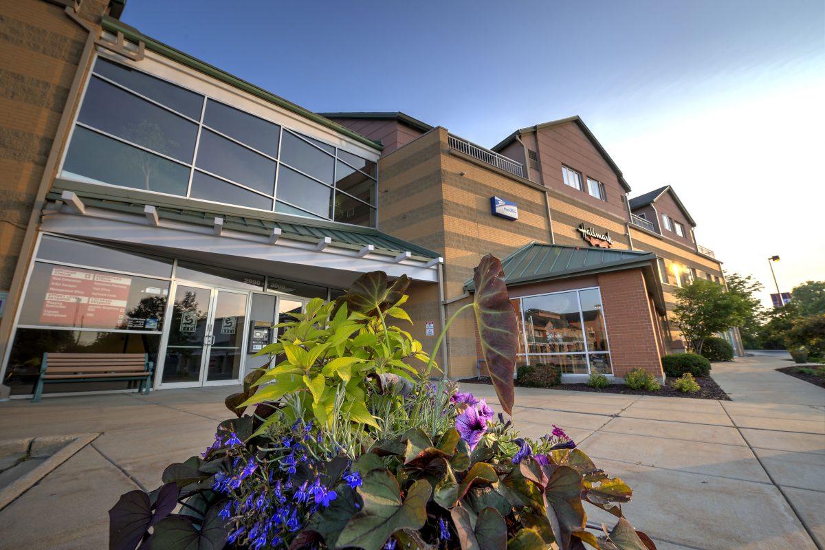 Fitchburg Guide Atrium Photo