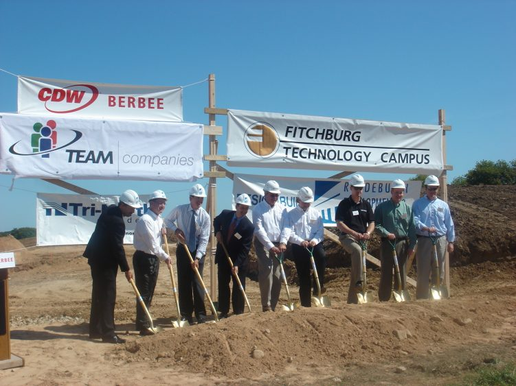Fitchburg Tech Campus groundbreaking2