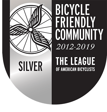 Bicycle Friendly Community Silver