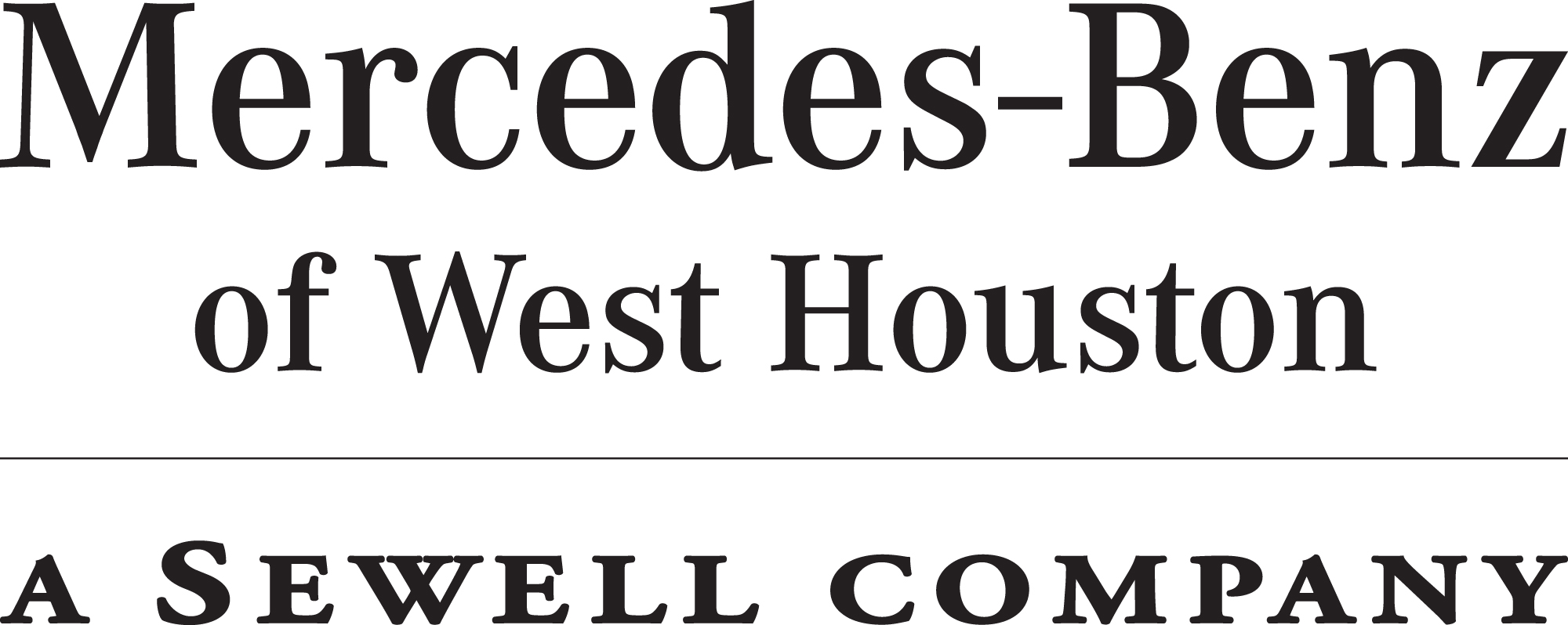 Sewell Mercedes Benz of West Houston