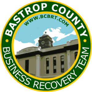 Bastrop County Business Recovery Team logo
