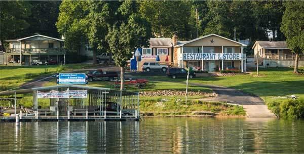 Lakeside Resort Restaurant