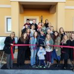 A Love with No Limits New Member Ribbon-Cutting
