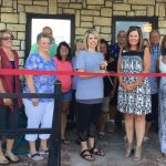 Pure Tranquility Re-Open Ribbon Cutting