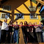 Dooley Lodges & Resort New Member Ribbon-Cutting