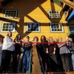 Dooley Lodges & Resort New Member Ribbon-Cutting