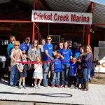Cricket Creek New Member Ribbon-Cutting